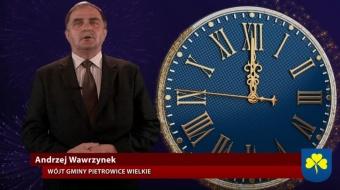Najnowsze filmy wideo - Życzenia wójta Pietrowic Wielkich, telewizja nasz Racibórz