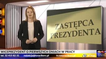 Najnowsze filmy wideo - Nowy wiceprezydent Raciborza, telewizja nasz Racibórz