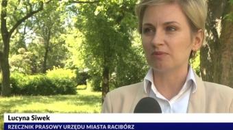 Najnowsze filmy wideo - Zielona przestrzeń w Raciborzu, telewizja nasz Racibórz