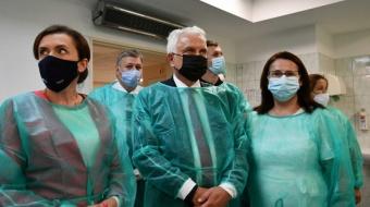 Najnowsze filmy wideo - Wiceminister zdrowia w Raciborzu, telewizja nasz Racibórz