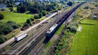 Najnowsze filmy wideo - Przejazd kolejowy bez wahadła, telewizja nasz Racibórz