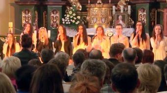 Najnowsze filmy wideo - Urodzinowy prezent dla Jana Pawła II, telewizja nasz Racibórz