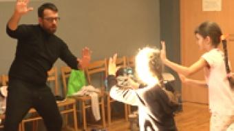 Najnowsze filmy wideo - Czego uczy pantomima?, telewizja nasz Racibórz