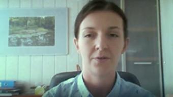 Najnowsze filmy wideo - Nowa dyrektor arboretum, telewizja nasz Racibórz