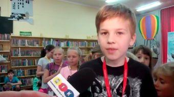 Najnowsze filmy wideo - Biblioteka dla dzieci, telewizja nasz Racibórz