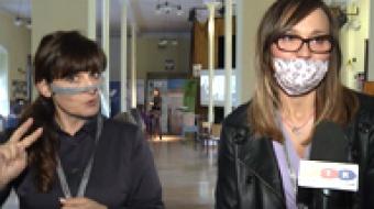 """Najnowsze filmy wideo - """"Codzienność osoby z niepełnosprawnością słuchu"""", telewizja nasz Racibórz"""