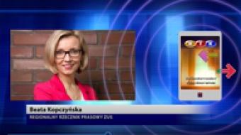 Najnowsze filmy wideo - Informacje o kwarantannie i izolacji dostępne na PUE ZUS, telewizja nasz Racibórz
