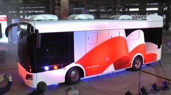 Najnowsze filmy wideo - Rafako E-bus, telewizja nasz Racibórz