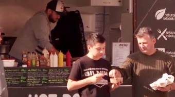 Najnowsze filmy wideo - Food Truck Gathering, telewizja nasz Racibórz