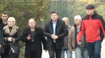 Najnowsze filmy wideo - Delegacja z Ukrainy, telewizja nasz Racibórz