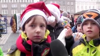 Najnowsze filmy wideo - Czy Święty Mikołaj odwiedził raciborzan?, telewizja nasz Racibórz