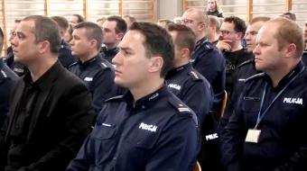Najnowsze filmy wideo - Odprawa roczna policji, telewizja nasz Racibórz