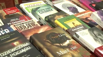 Najnowsze filmy wideo - Książka dla biblioteki, telewizja nasz Racibórz