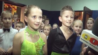 Najnowsze filmy wideo - Pokaz tańca towarzyskiego w MDK, telewizja nasz Racibórz