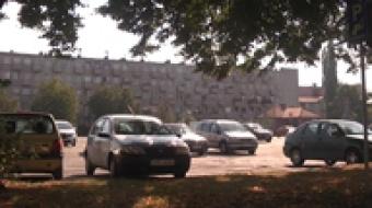 Najnowsze filmy wideo - Nieczynny parking na Placu Długosza, telewizja nasz Racibórz