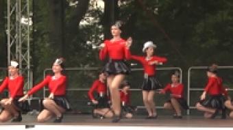 Najnowsze filmy wideo - Wielkie taneczne widowisko w Arenie Rafako, telewizja nasz Racibórz