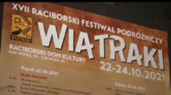 """Najnowsze filmy wideo - XVII Festiwal Podróżniczy """"Wiatraki"""", telewizja nasz Racibórz"""