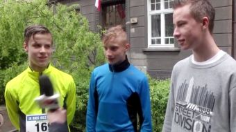 Najnowsze filmy wideo - IX Bieg bez granic, telewizja nasz Racibórz