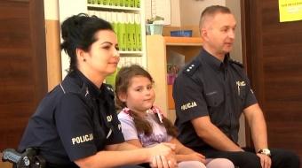 Najnowsze filmy wideo - Policjanci w przedszkolu, telewizja nasz Racibórz