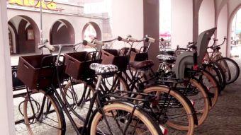 Najnowsze filmy wideo - W miasto po rower, telewizja nasz Racibórz