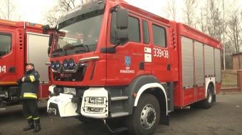 Najnowsze filmy wideo - Wozy strażackie z całego Śląska w Mysłowicach, telewizja nasz Racibórz