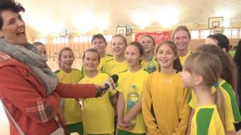 Najnowsze filmy wideo - Turniej piłki ręcznej dziewcząt, telewizja nasz Racibórz