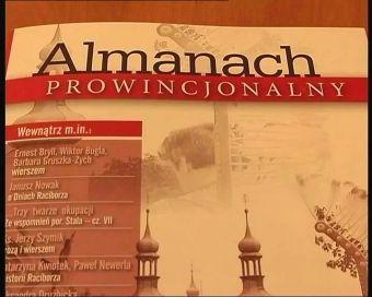 Najnowsze filmy wideo - Almanach Prowincjonalny po raz 8, telewizja nasz Racibórz