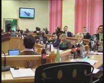 Najnowsze filmy wideo - Sesja RM z 27 01 2009 r. - decyzje, telewizja nasz Racibórz