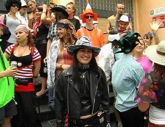 Najnowsze filmy wideo - Juwenalia 2009 - relacja, telewizja nasz Racibórz