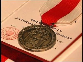 Najnowsze filmy wideo - Rodzice żołnierzy odebrali medale, telewizja nasz Racibórz