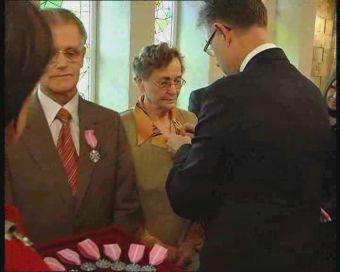 Najnowsze filmy wideo - Odznaczenia za pożycie małżeńskie        , telewizja nasz Racibórz