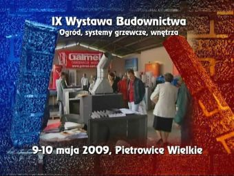 Najnowsze filmy wideo - IX Wystawa Budownictwa, telewizja nasz Racibórz