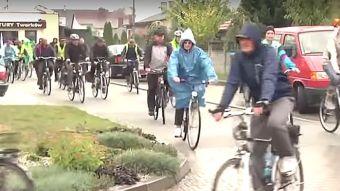 Najnowsze filmy wideo - Rajd rowerowy, telewizja nasz Racibórz