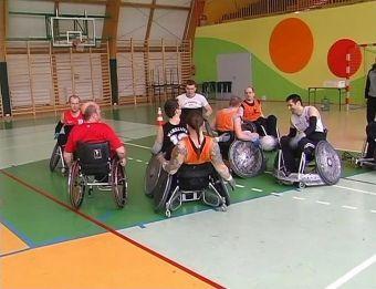 Najnowsze filmy wideo - Rugby na wózkach, telewizja nasz Racibórz