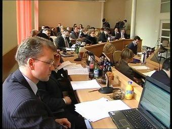 Najnowsze filmy wideo - Sesja RM z 25.02.2009 r., telewizja nasz Racibórz