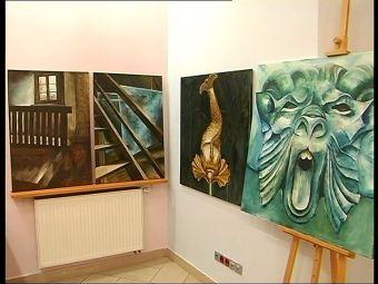 Najnowsze filmy wideo - Wystawa malarstwa w RCI, telewizja nasz Racibórz